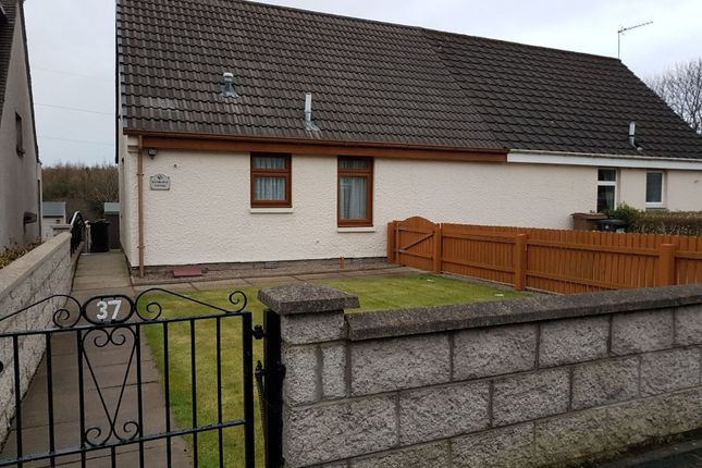 Thumbnail Bungalow to rent in 37 Tornashean Gardens, Dyce, Aberdeen