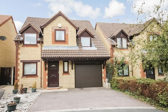 Thumbnail Detached house for sale in Stoutsfield Close, Yarnton, Kidlington