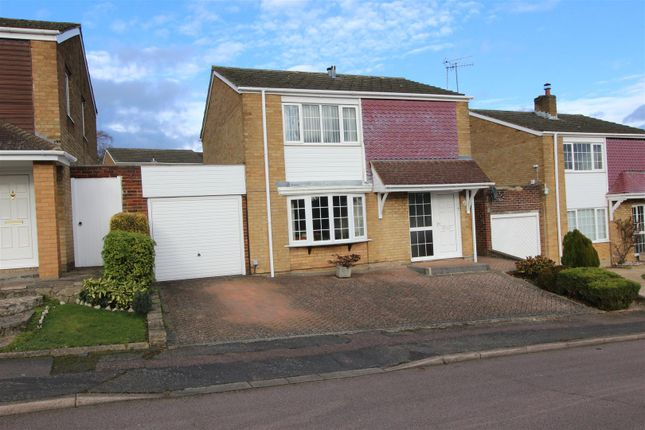 Thumbnail Detached house for sale in Apollo Way, The Planets, Hemel Hempstead