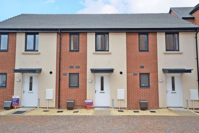 Thumbnail Terraced house to rent in Stylish New House, Bathstone Mews, Newport