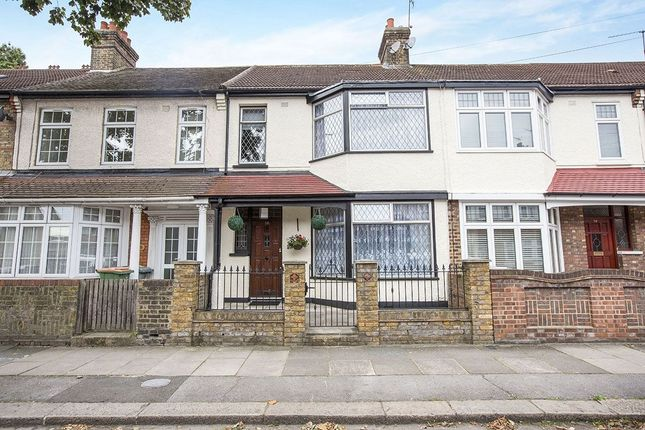 Thumbnail Terraced house for sale in Cumberland Road, London