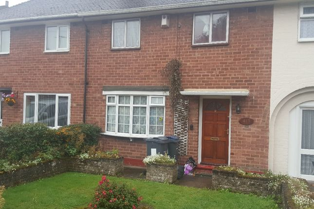 Thumbnail Terraced house to rent in Heathway, Birmingham