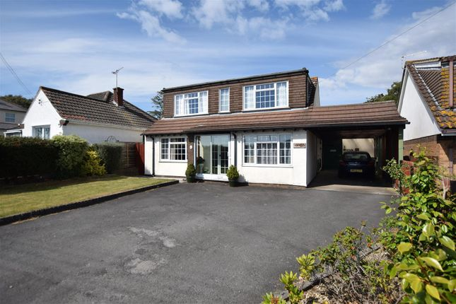 Thumbnail Detached house for sale in Valley Road, Portishead, Bristol