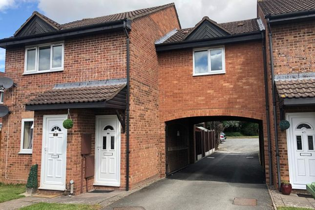 2 bed flat to rent in Hereford, Herefordshire HR4