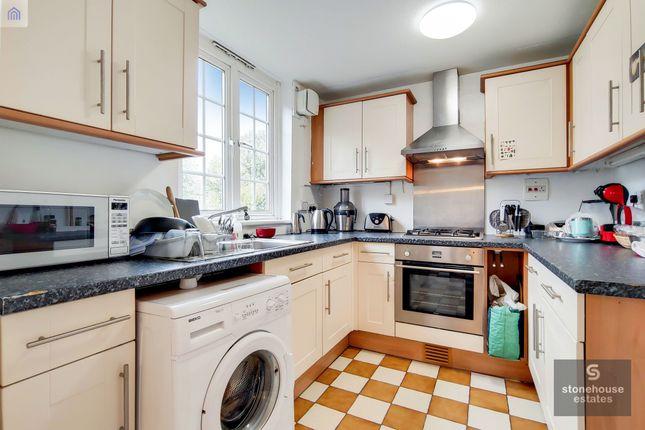 Thumbnail Flat to rent in Beachcroft Way, London