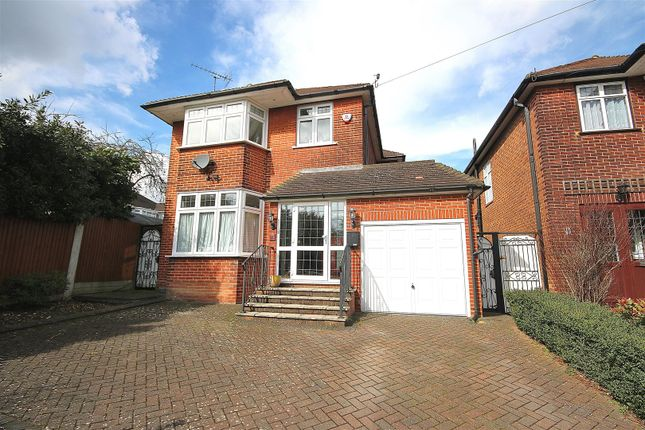 Thumbnail Detached house to rent in Brayton Gardens, Enfield
