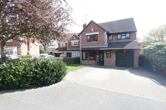 Thumbnail Detached house for sale in Barnwell Drive, Hockley, Essex