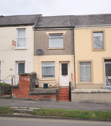 Terraced house for sale in 3 Picton Terrace, Carmarthen, Carmarthenshire