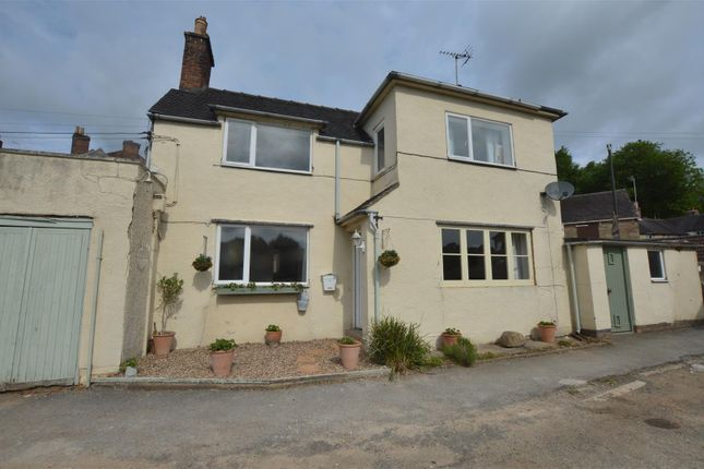 Thumbnail Detached house for sale in Ida Cottage, Sunny Hill, Milford, Derbyshire