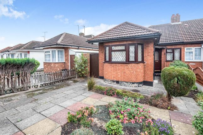 Thumbnail Semi-detached bungalow for sale in Chaffcombe Road, Sheldon, Birmingham