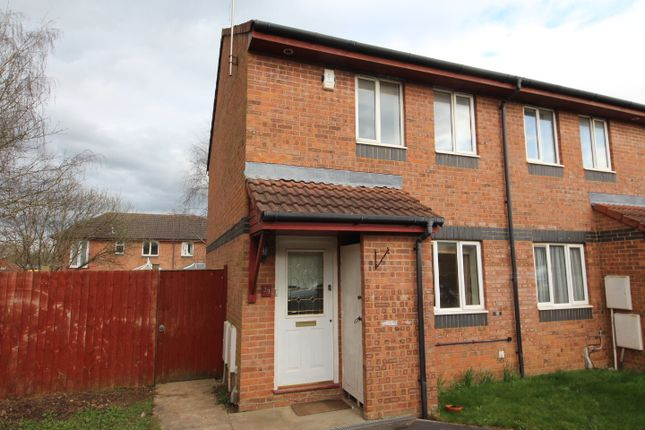 Thumbnail End terrace house to rent in Meadgate, Emersons Green