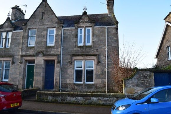 Thumbnail Semi-detached house to rent in Rose Avenue, Elgin