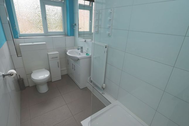 Shower Room of Tytherington Court, Macclesfield SK10