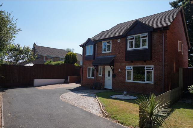 Thumbnail Detached house for sale in Worcester Mews, Exeter