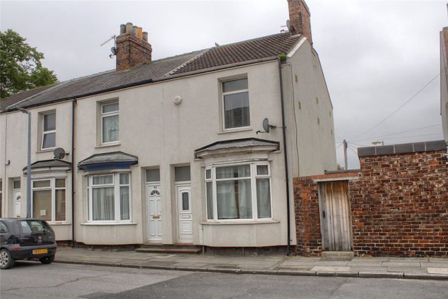 2 bed terraced house for sale in Glebe Road, Middlesbrough TS1