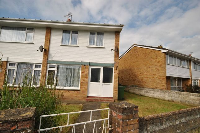 Thumbnail End terrace house to rent in Babbages, Bickington, Barnstaple