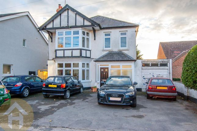 Thumbnail Detached house for sale in New Road, Wootton Bassett, Swindon