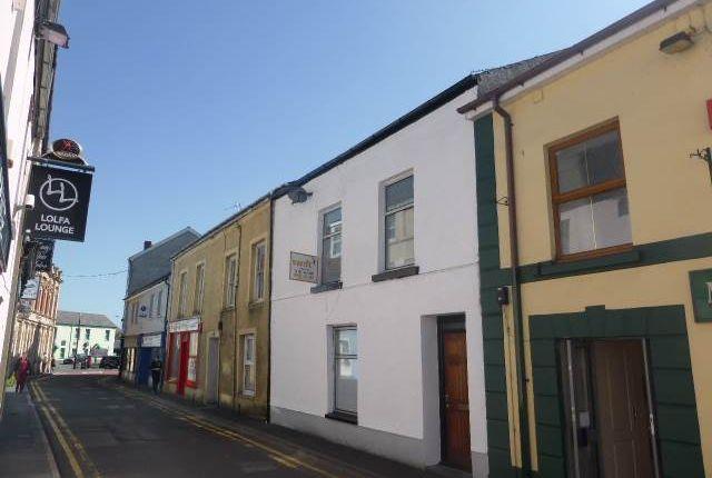 Thumbnail Flat to rent in Water Street, Carmarthen, Carmarthenshire