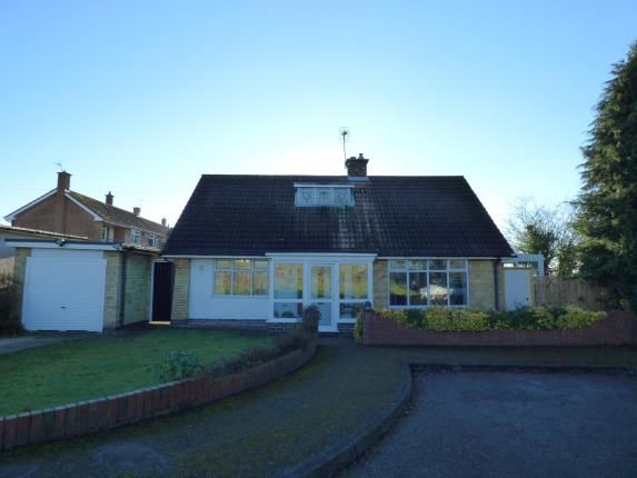Thumbnail Bungalow for sale in Uppingham Road, Houghton-On-The-Hill, Leicester, Leicestershire
