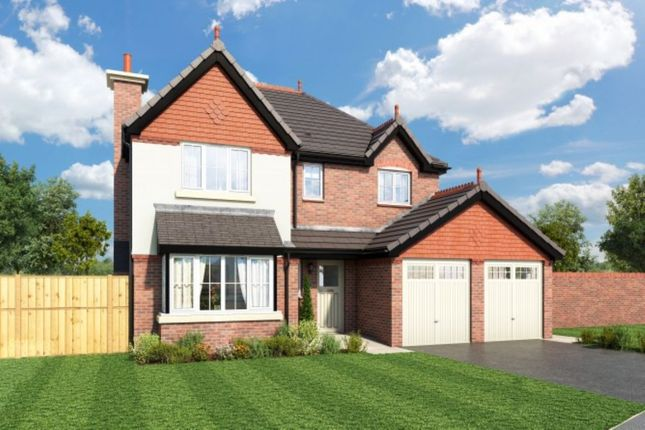 Thumbnail Detached house for sale in Liverpool Road, Hutton, Preston