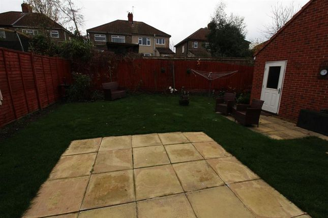 Garden of John Hall Close, Hengrove, Bristol BS14
