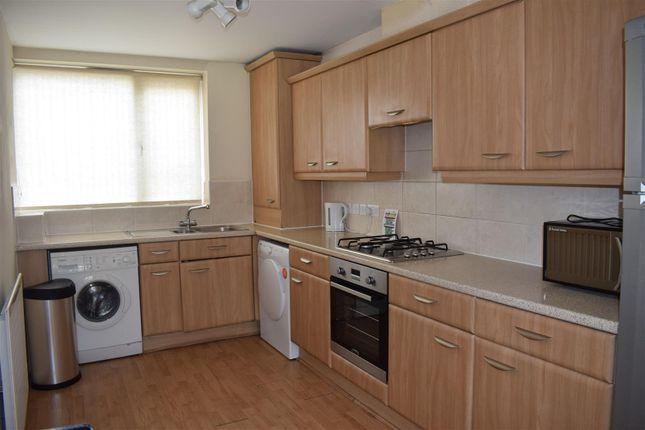 Kitchen of Hatchley Street, Grove Village, Manchester M13