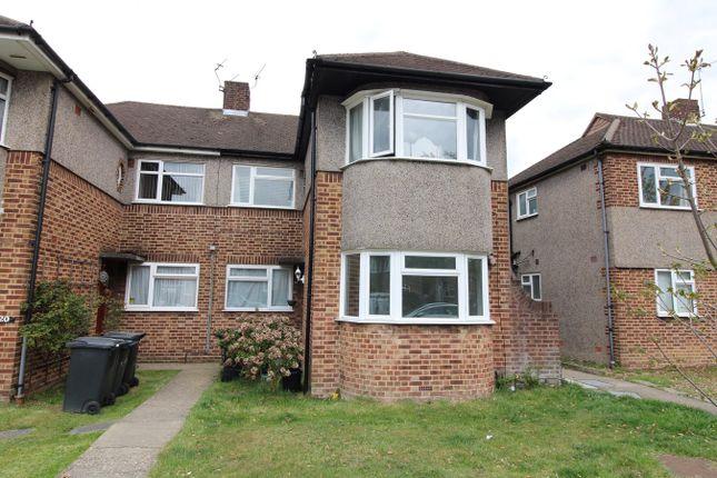 Thumbnail Maisonette to rent in Transmere Road, Petts Wood, Orpington