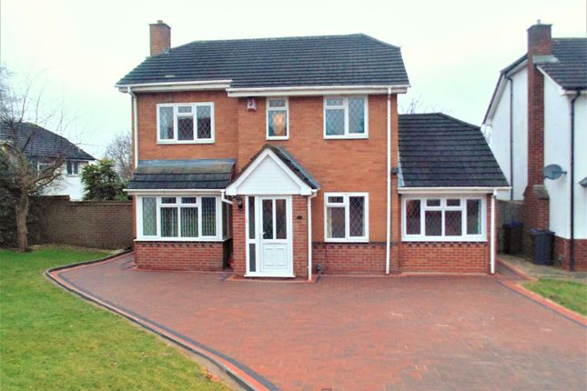 5 Bed Detached House To Rent In Halfway Close, Great Barr