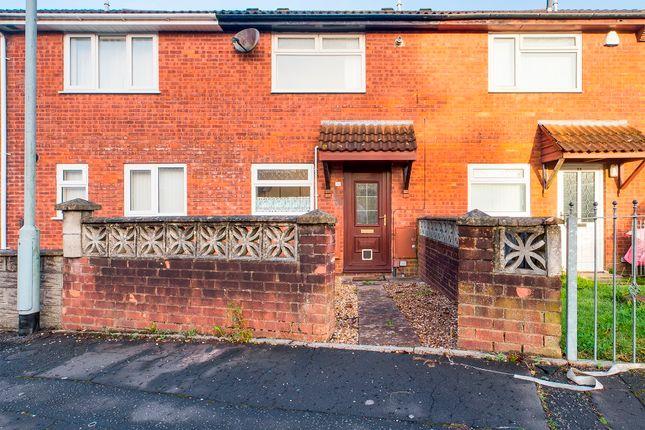 Thumbnail Terraced house to rent in Maes Y Felin, Fforestfach, Swansea