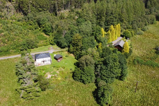 Thumbnail Detached bungalow for sale in Kilmun Cottage And Cabin, Lochavich, Argyll