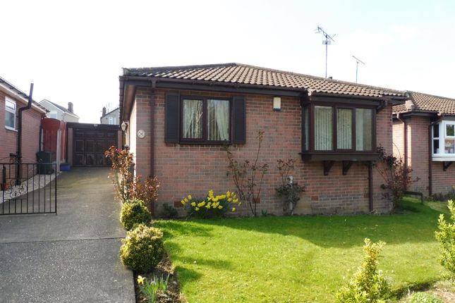Thumbnail Detached bungalow for sale in Steadfolds Rise, Thurcroft, Rotherham