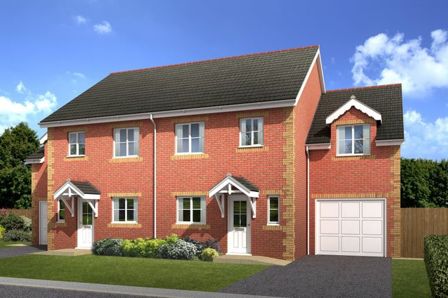 Thumbnail Semi-detached house for sale in Park Avenue, Royston, Barnsley