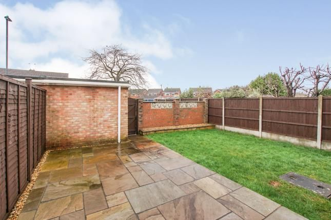 Garden of Rectory Close, Yate, Bristol, South Gloucestershire BS37