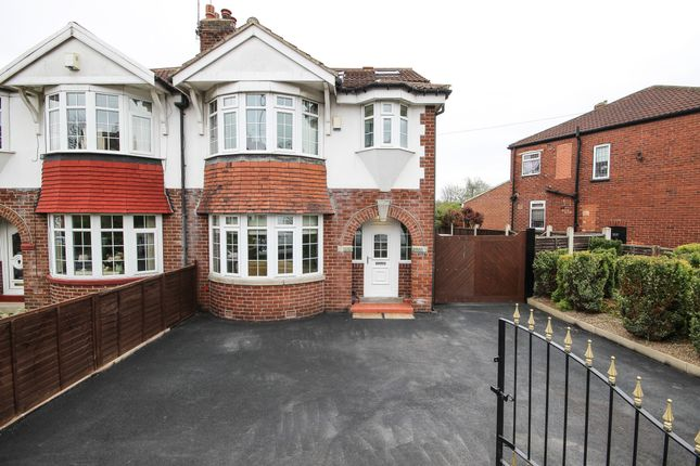 4 bed semi-detached house for sale in Hollyshaw Lane, Halton, Leeds