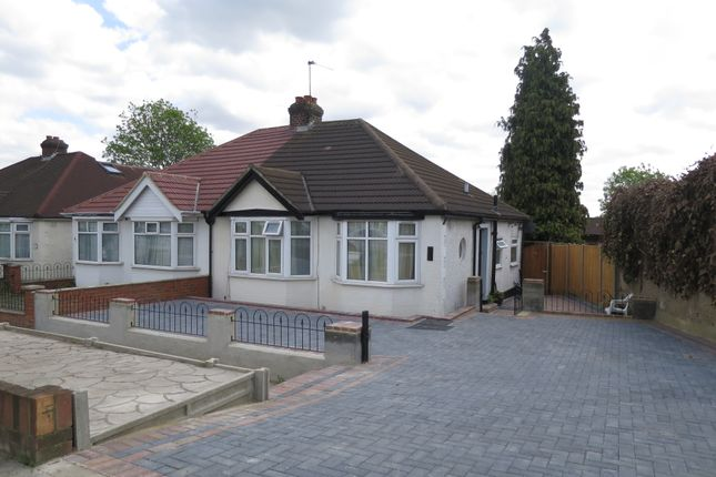 Thumbnail Bungalow to rent in Greenford Road, Greenford