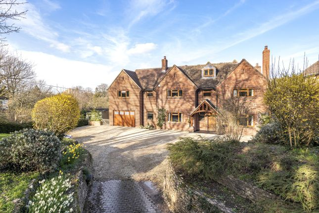 Thumbnail Detached house for sale in The Street, Liddington, Wiltshire