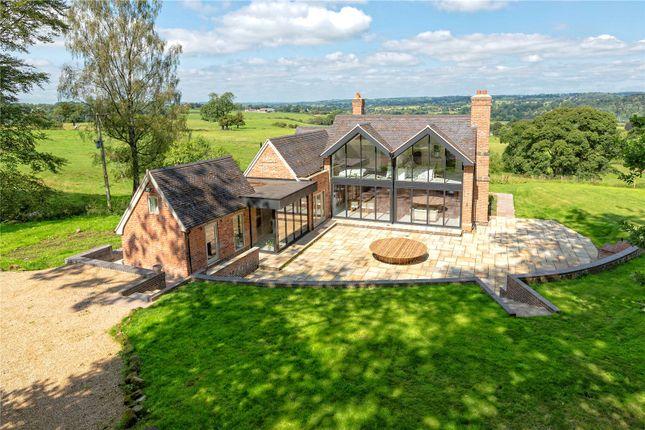 Thumbnail Detached house for sale in Salt Heath, Salt, Stafford