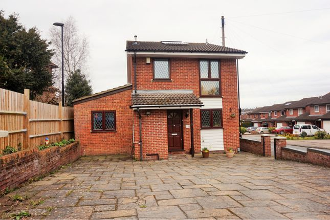 Thumbnail Detached house for sale in Asmar Close, Coulsdon
