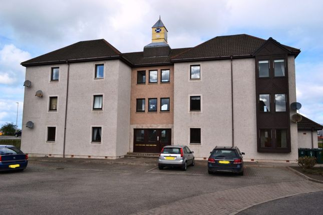 Thumbnail Flat to rent in 8 Walker Court, Forres
