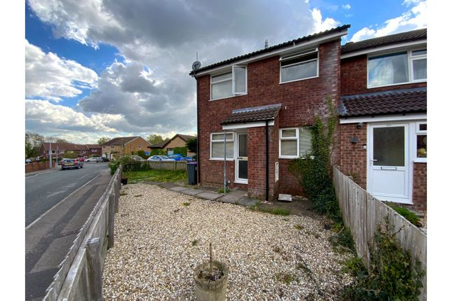 Thumbnail Terraced house for sale in Pentre Close, Cwmbran