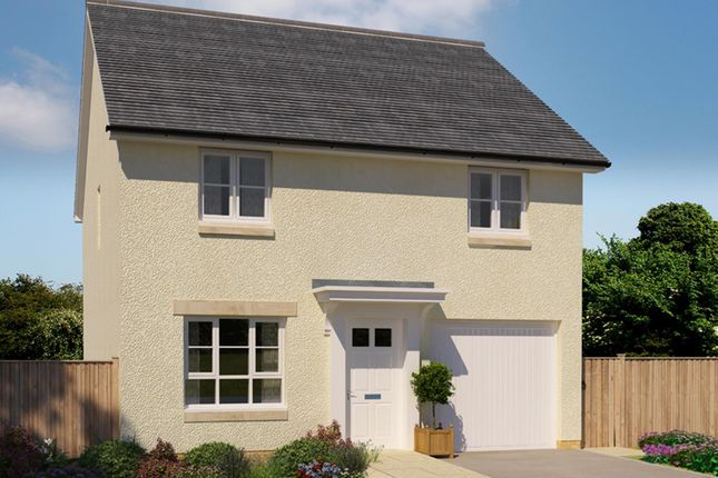 "Thumbnail Detached house for sale in ""Glenbuchat"" at Clippens Drive, Edinburgh"