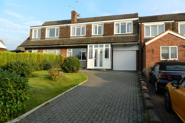 Thumbnail Semi-detached house to rent in Heath House Lane, Lower Tean