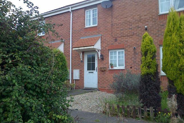 Thumbnail Terraced house to rent in Boatman Walk, Hanley, Stoke-On-Trent