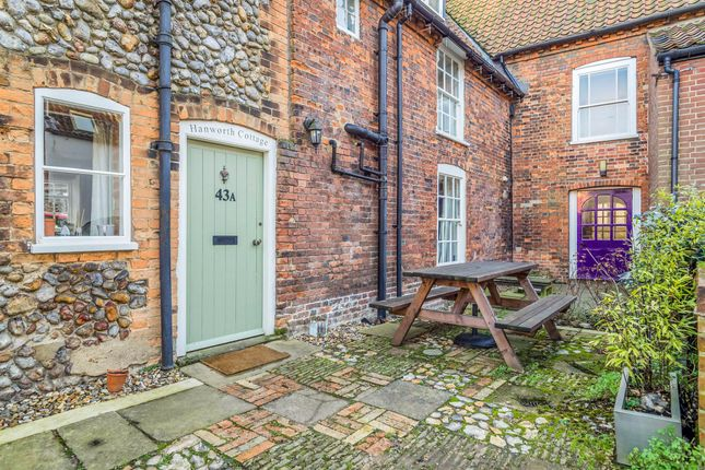 Thumbnail Semi-detached house for sale in Bull Street, Holt