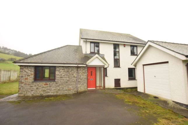 Thumbnail Property to rent in The Vicarage, Llanafan, Aberystwyth