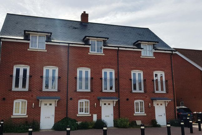 Thumbnail Property to rent in Cutforth Way, Romsey