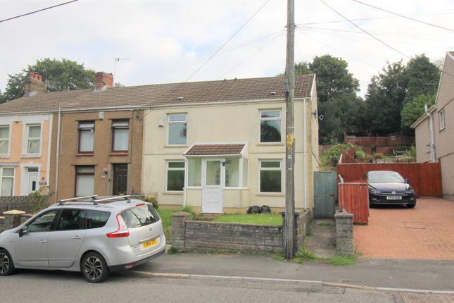 3 bed semi-detached house for sale in Swansea Road, Llangyfelach, Swansea SA5