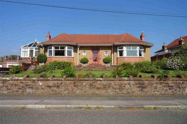 Thumbnail Detached bungalow for sale in Dalbeattie Road, Dumfries