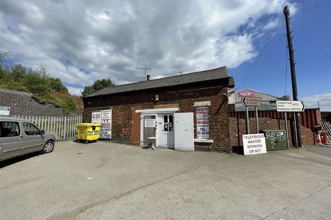 Thumbnail Commercial property for sale in Station Road, Whittington Moor, Chesterfield