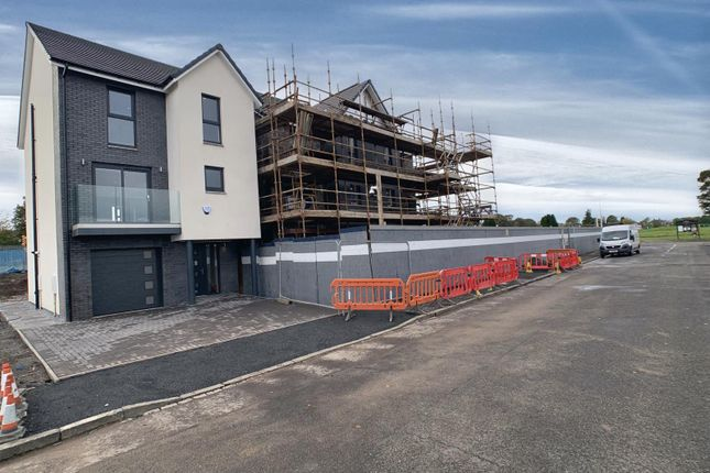Thumbnail 4 bed town house for sale in Plot 8, Park Lane, Fairmuir Road, Dundee